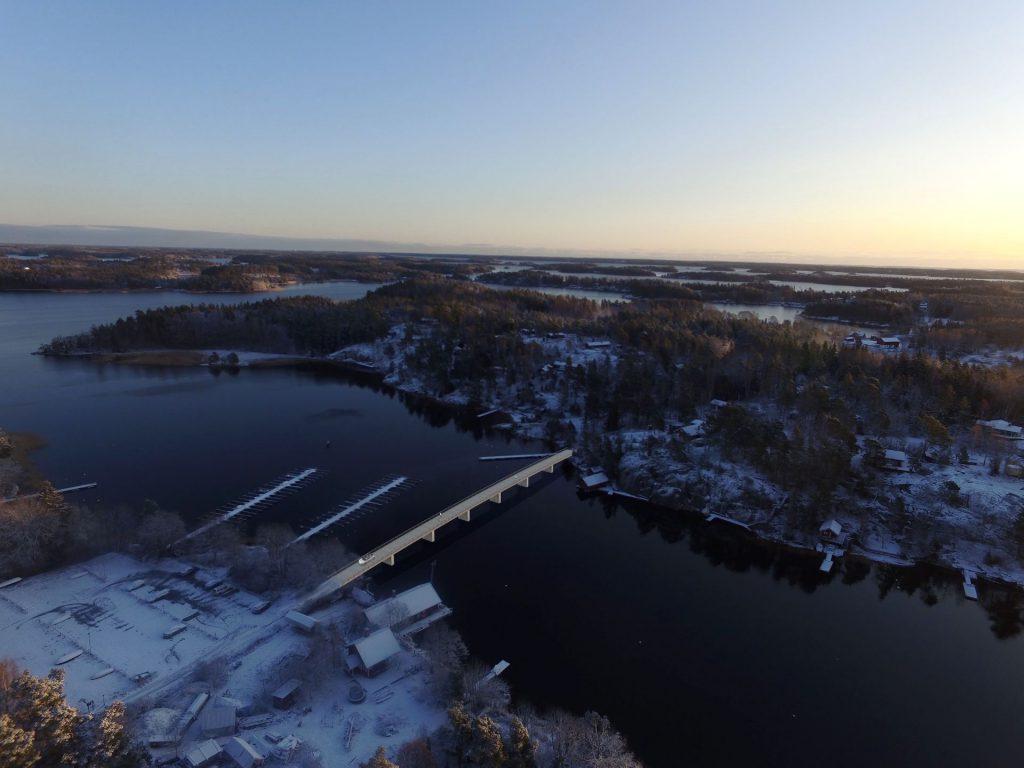 Bro i Urösund