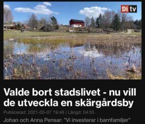 Löparö Skärgårdsby
